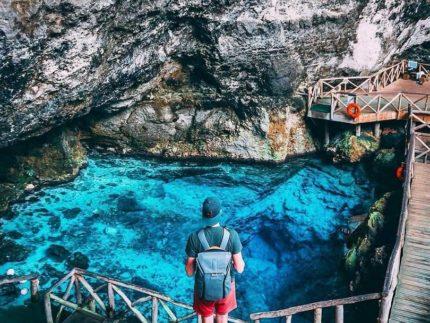 Hoyo Azul from Punta Cana Adventures