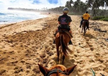 Beach Horseback Riding in Punta Cana