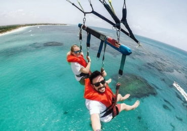 Parasailing Tour from Punta Cana
