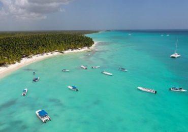Saona Island in Punta Cana