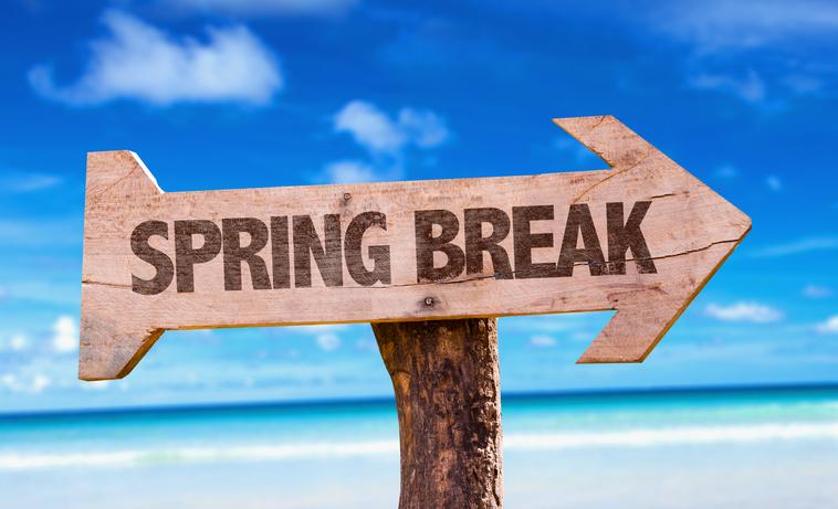 Spring Break in Punta Cana